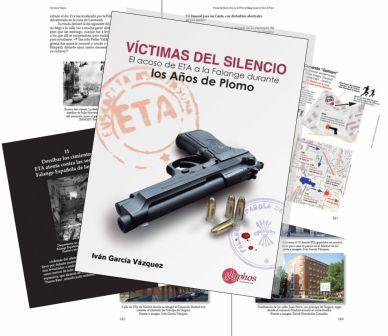 Reseña en Razón Española de Víctimas del odio. El acoso de ETA a la falange durante los años de plomo, de Iván García Vázquez