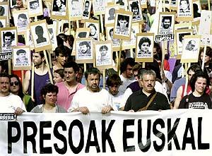 Batasuna reitera que los presos deberán ser liberados