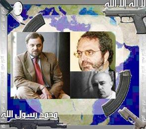 Una web islamista radical pone a Albiac y a Juaristi en el punto de mira