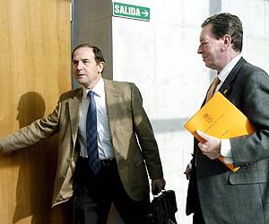 La Ejecutiva del PSN ratifica a Puras por unanimidad tras el pacto con Ferraz
