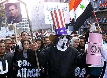 La Policía siria frustra un atentado contra la embajada de Estados Unidos en Damasco