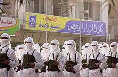 """""""En guerra contra fascistas islámicos"""""""