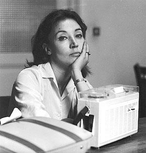 Murió Oriana Fallaci, la escritora políticamente más incorrecta