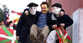 Zapatero frente a ETA