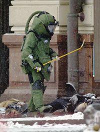 """GRUPOS TERRORISTAS QUIEREN UNA """"BOMBA SUCIA RADIACTIVA"""""""