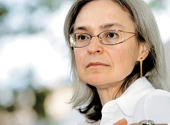 Asesinan a Anna Politkóvskaya, la periodista rusa más crítica con la política del presidente Putin en Chechenia