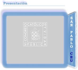 Los días 27 y 28 de octubre tendrán lugar en Pamplona las I Jornadas de Católicos y Vida Pública.