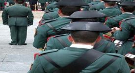 Mientras la Guardia Civil desfilaba, ¿quién añoraba el golpismo?