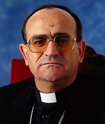 """El obispo de Salamanca señala que """"ha de excluirse a ETA del diálogo territorial por imperativo moral"""""""