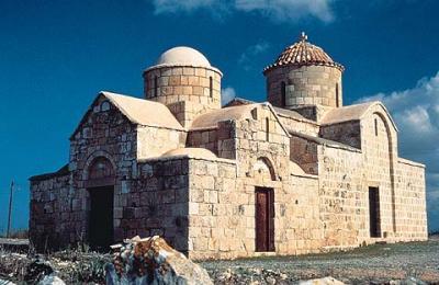 ¿Turquía en Europa? Chipre enseña al Papa 350 iglesias destruidas por los turcos