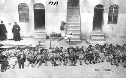 Armenia, 1915: el primer genocidio del siglo XX