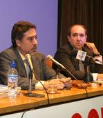 Se celebra en Huesca un ciclo de conferencias sobre el terrorismo.  Lo primero, las víctimas