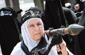 Una abuela palestina se inmola cerca de soldados israelíes