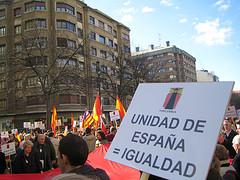 La unidad de España, elemento básico del bien común
