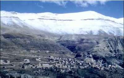 Navidad en Líbano: aquel verano trajo este duro invierno