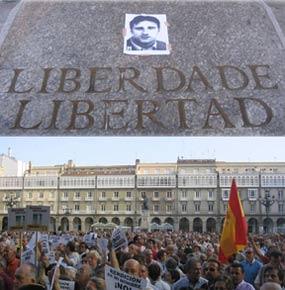 Coruña Liberal condena el atentado perpetrado por la banda terrorista ETA y exige la dimisión de Rodríguez Zapatero.