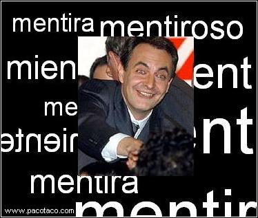 ¿Es la ruptura del proceso un nuevo engaño? Zapatero no sabe, no contesta