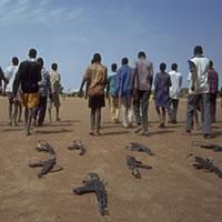 El mundo no puede ser indiferente ante las sangre en África, advierte el Papa