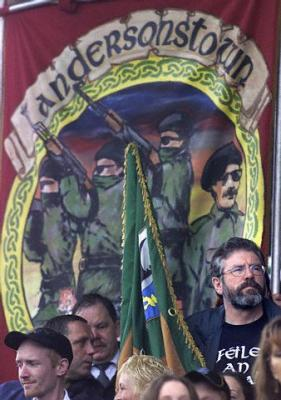Sinn Féin apuesta sin fisuras por la paz