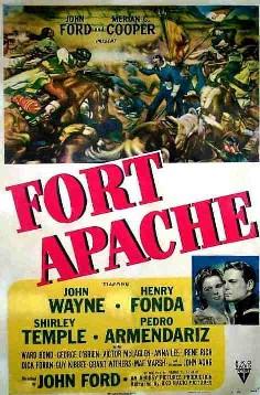 UNA PELÍCULA TÓPICA PERO AUTÉNTICA. Fuerte Apache
