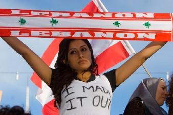 El Líbano, sociedad deshilachada