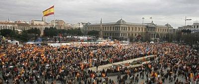 La causa de las víctimas vuelve a movilizar a miles de personas para que De Juana cumpla su condena