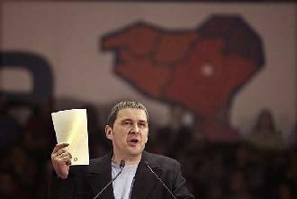 """""""No aceptamos nada sin Navarra y autodeterminación"""""""