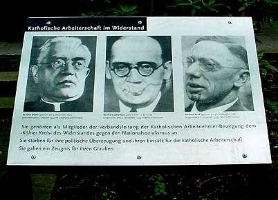 Nikolaus Gross y Odoardo Focherini: periodistas, padres de familia y mártires del nazismo