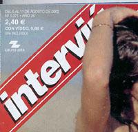 La AVT presentará en los próximos días una querella contra la revista 'Interviú' por un presunto delito de injurias y contra el honor.
