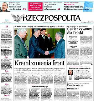 """Entrevista a Pío Moa en el periódico Rzeczpospolita, a raíz de la traducción al polaco de """"Los mitos de la guerra civil"""""""