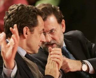 Impresionante discurso de Sarkozy (tienen que leerlo en el PP)