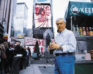 Javier Rupérez dimite como jefe del Comité Anti Terrorista de la ONU