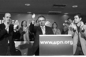 Derrota en Navarra. La responsabilidad de UPN