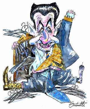 Primera visita a España del presidente francés. Sarkozy: inmigración, identidad nacional, voto étnico y otros tabúes