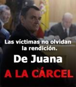 LA AVT EXIGE QUE EL ASESINO DE JUANA VUELVA A LA CÁRCEL TRAS RECIBIR EL ALTA MÉDICA