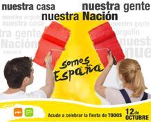 ¿Homenajeará UPN a la bandera española?