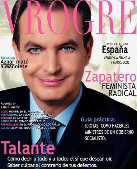 Balance legislatura I. Raíces antropológicas y culturales de la política de Zapatero