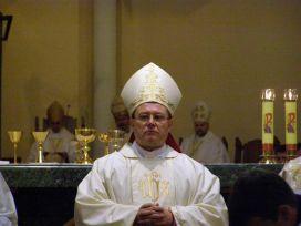 Es ordenado monseñor Paolo Pezzi, nuevo arzobispo metropolita en Rusia
