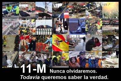 Peones Negros Libres: LA SENTENCIA DEL 11M ES INSUFICIENTE.