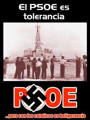 """La Asociación Católica de Propagandistas dice que el laicismo del PSOE y el nazismo tienen """"similares raíces"""""""