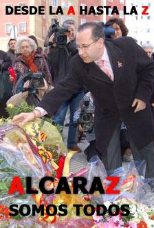 FRANCISCO JOSÉ ALCARAZ DEJARÁ LA PRESIDENCIA DE LA AVT EL PRÓXIMO MES DE ABRIL