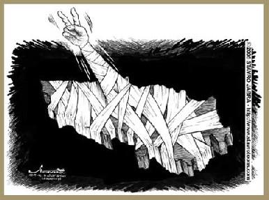 Crisis en Líbano. De guerra en guerra