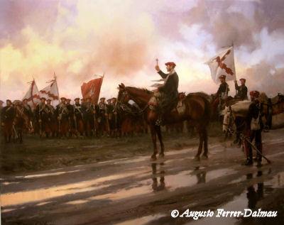 Conferencia en La Coruña: 'La Guerra de la Independencia y las Guerras Carlistas, una continuidad histórica'.
