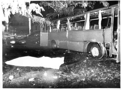 La AVT conmemora el 25 aniversario del atentado de San Juan de los Panetes en Zaragoza (1987-2012)