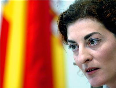Maite Pagazaurtundua pide a los vascos no caer en 'la estrategia de ETA'