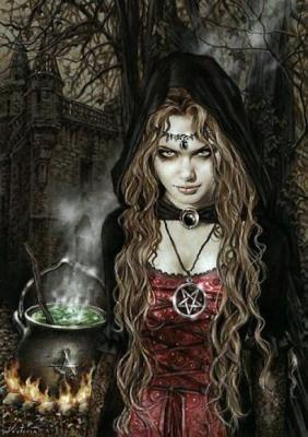 Rosa Díez, esa bruja