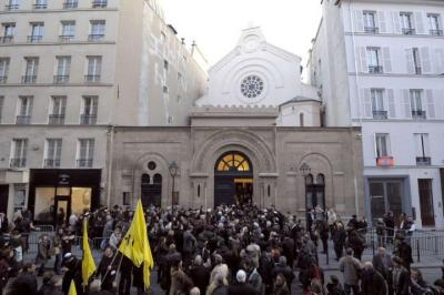 El Vaticano condena el atentado contra una escuela judía en Francia