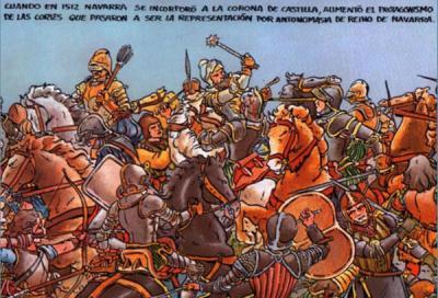 Manifiesto foralista versus manifiesto abertzale : 1.512