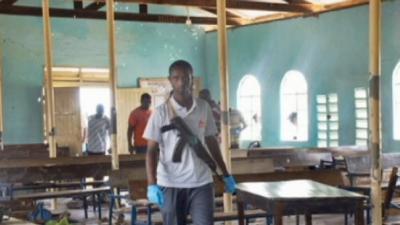 Matanzas de cristianos en Kenia (GEES)